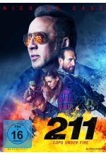 211 - Cops Under Fire DVD-Cover