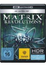 Matrix Revolutions  (4K Ultra HD) Cover