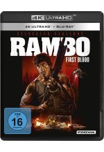 Rambo - First Blood  (4K Ultra HD) Cover