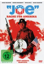 Joe - Rache für Amerika DVD-Cover