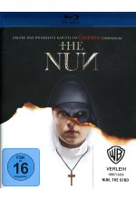 The Nun Blu-ray-Cover