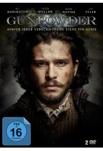 Gunpowder (Die Event Serie)  [2 DVDs] DVD-Cover