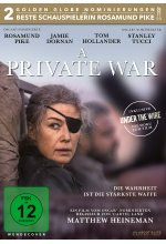 A Private War DVD-Cover