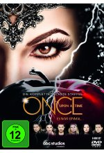 Once upon a time - Es war einmal - Staffel 6  [6 DVDs] DVD-Cover