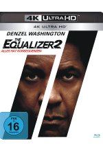 The Equalizer 2  (4K Ultra HD) Cover