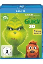 Der Grinch Blu-ray 3D-Cover