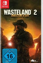 Wasteland 2 - Director's Cut Cover