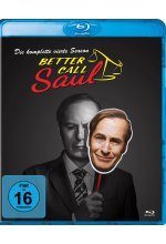 Better call Saul - Die komplette vierte Season - 3 Discs Blu-ray-Cover