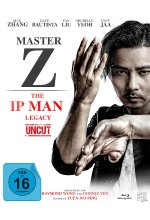 Master Z - The IP Man Legacy - Uncut Blu-ray-Cover