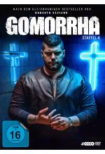 Gomorrha - Staffel 4  [4 DVDs] DVD-Cover