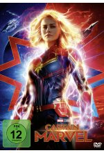 Captain Marvel DVD-Cover