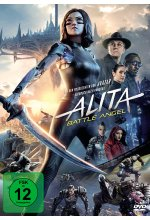Alita - Battle Angel DVD-Cover