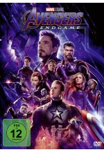 Marvel's The Avengers - Endgame DVD-Cover