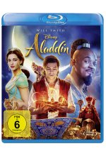 Aladdin Blu-ray-Cover