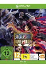 One Piece - Pirate Warriors 4 Cover