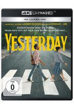 Yesterday  (4K Ultra HD) Cover
