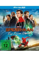 Spider-Man: Far from Home Blu-ray 3D-Cover
