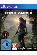 Shadow of the Tomb Raider (Definitive Edition) Cover