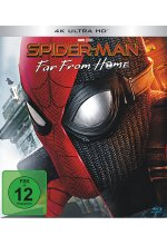 Spider-Man: Far from Home  (4K Ultra HD) ) Cover