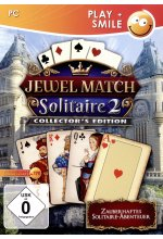Jewel Match Solitaire - Collector's Edition Cover