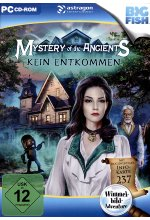Mystery of the Ancients: Kein Entkommen Cover