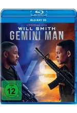 Gemini Man Blu-ray 3D-Cover