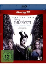 Maleficent - Mächte der Finsternis Blu-ray 3D-Cover