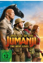 Jumanji : The Next Level DVD-Cover