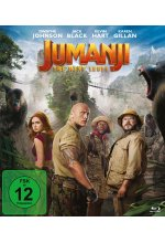 Jumanji : The Next Level Blu-ray-Cover