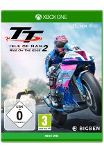 TT - Isle of Man 2 - Ride on the Edge Cover