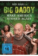 Big Daddy - Make America stoned again DVD-Cover