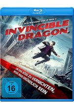 Invincible Dragon Blu-ray-Cover