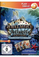 Jewel Match - Atlantis Solitaire (Collector's Edition) Cover