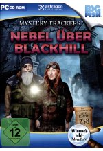 Mystery Trackers: Nebel über Blackhill Cover