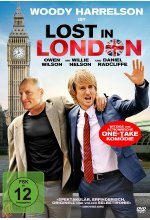 Lost in London DVD-Cover