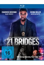 21 Bridges Blu-ray-Cover