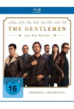 The Gentlemen Blu-ray-Cover