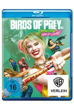Birds of Prey - The Emancipation of Harley Quinn Blu-ray-Cover