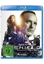 Marvel's Agents of S.H.I.E.L.D. - Staffel 5  [5 BRs] Blu-ray-Cover