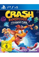 Crash Bandicoot 4 - It's About Time Cover