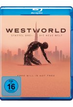Westworld - Staffel 3  [3 BRs] Blu-ray-Cover