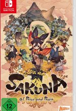 Sakuna - Of Rice and Ruin Cover