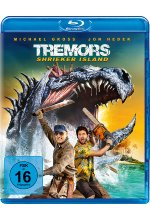 Tremors - Shrieker Island Blu-ray-Cover