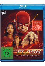 The Flash: Staffel 6  [4 BRs] (+ Bonus-Blu-ray) Blu-ray-Cover