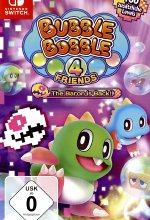 Bubble Bobble 4 Friends - The Baron is Back! Cover