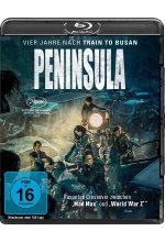 Peninsula Blu-ray-Cover