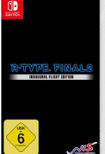 R-Type Final 2 (Inaugural Flight Edition) Cover